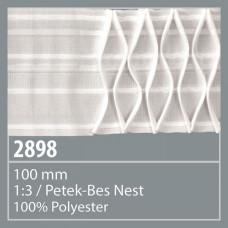 Тесьма шторная 10 см (в ассортименте)