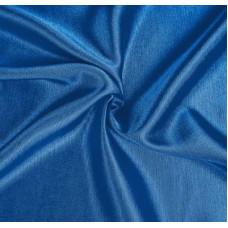 Шторы Шанзелизе синие №309