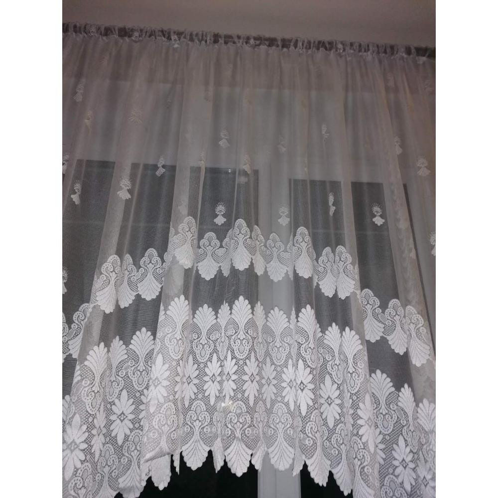 Жаккардовые турецкие тюли 190 см